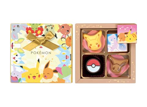 Seperti dilansir dari Hypebeast, coklat edisi khusus dalam rangka valentine tersebut memiliki kemasan yang berbeda. Packagingnya terlihat lebih mewah dan menampilkan beberapa monster seperti Pikachu, Mew, Dragonite, Ditto, dan Eevee.