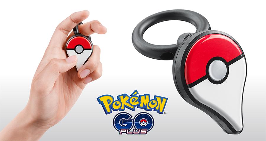 7月15日(土)より、全国のポケモンセンター・ポケモンストア・ポケモンセンターオンラインで、「Pokémon GO Plus 専用 リング オプション」を発売するよ!