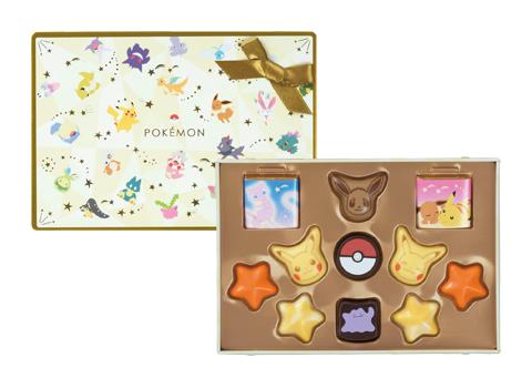 Chocolate set L (Pokemon)