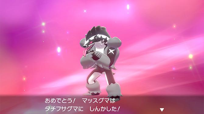 Pokemon Galar Region Obstagoon