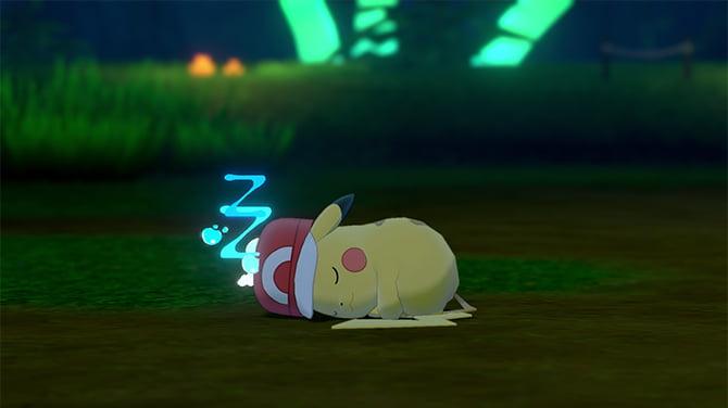 Pikachu Gorra Ash