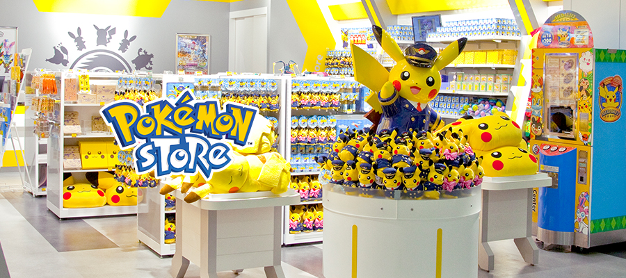 Pokémon Store Narita Airport Shop