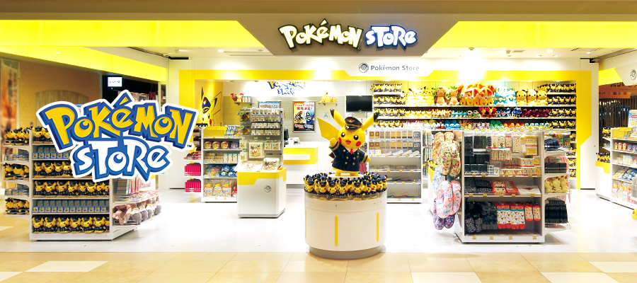 Pokémon Store New Chitose Airport Shop